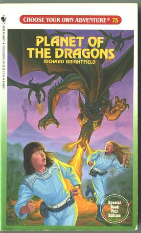Planet of the Dragons by Richard Brightfield