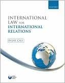 International Law for International Relations