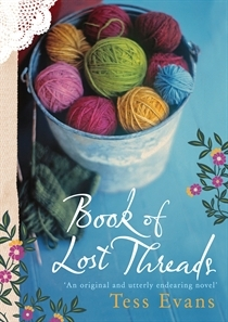 Book of Lost Threads by Tess Evans