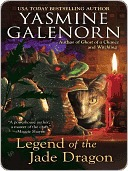 Legend of the Jade Dragon (A Chintz 'n China Mystery, #2)