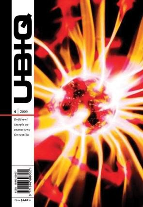 UBIQ časopis za znanstvenu fantastiku br. 4