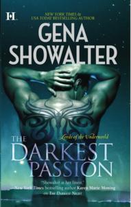 The Darkest Passion by Gena Showalter