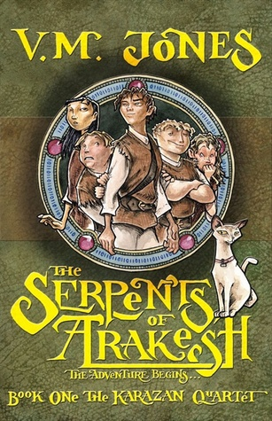The Serpents of Arakesh