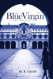 The Blue Virgin by M.K.  Graff