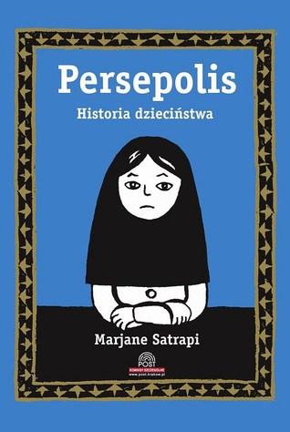 Persepolis 1 by Marjane Satrapi