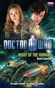 Doctor Who by David Llewellyn