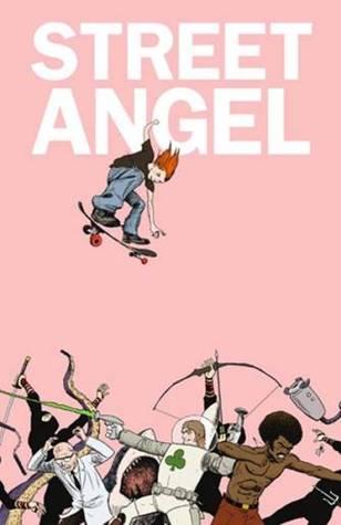 Street Angel by Jim Rugg