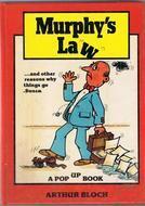 Murphy's Law Pop-up by Arthur Bloch