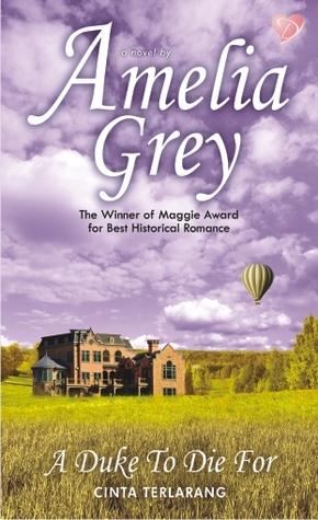 Cinta Terlarang by Amelia Grey