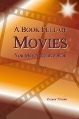 A Book Full of Movies by Zuzana Urbanek