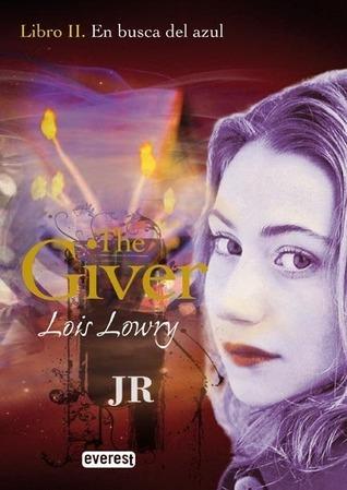 En busca del azul (The Giver #2)