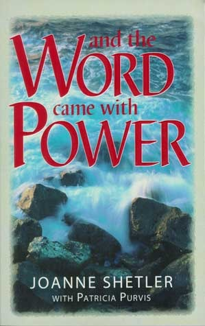 Image result for and the word came with power