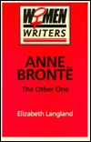 Anne Brontë: The Other One