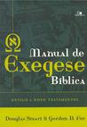 Manual de exegese bíblica