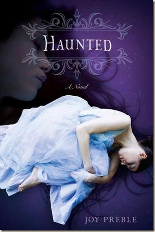 Haunted by Joy Preble