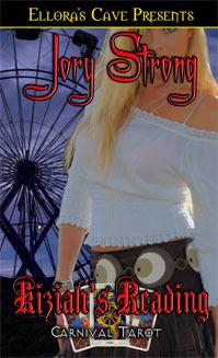 Kiziah's Reading by Jory Strong