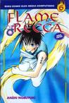 Flame Of Recca Vol. 6 by Nobuyuki Anzai