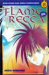 Flame Of Recca Vol. 8 by Nobuyuki Anzai