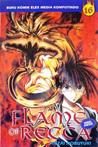 Flame Of Recca Vol. 16 by Nobuyuki Anzai