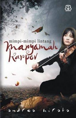 Maryamah Karpov by Andrea Hirata
