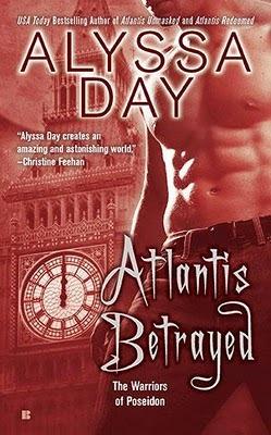 Atlantis Betrayed by Alyssa Day