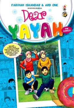 Dear Yayah The Comics #1