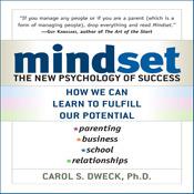 Mindset: The New Psychology of Success (Audiobook)
