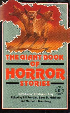 The Giant Book Of Horror Stories