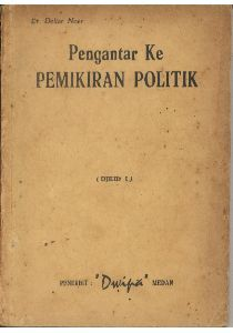 Pengantar ke Pemikiran Politik (Book, #1)