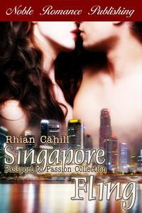 Singapore Fling by Rhian Cahill
