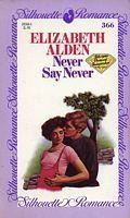 Never Say Never by Elizabeth Alden