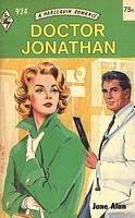 Doctor Jonathan (Harlequin Romance, #924)