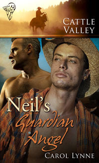 Flashback Friday Book Review: Neil's Guardian Angel (Cattle Valley #17) by Carol Lynne