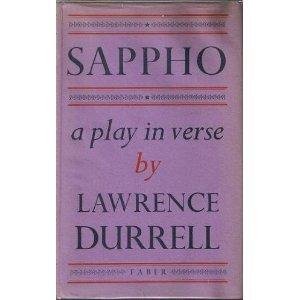 Sappho: A Play in Verse