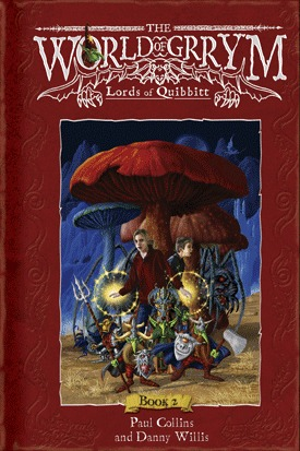 Lords of Quibbitt by Paul Collins