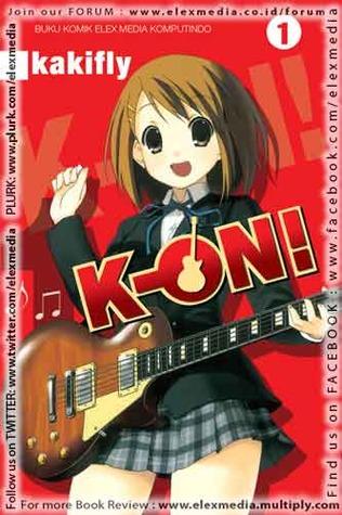 K-ON! vol. 01