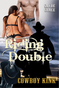Riding Double by Sayde Grace