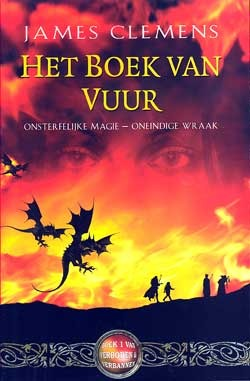 Het Boek van Vuur by James Clemens