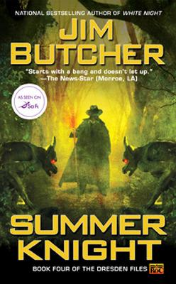 Summer Knight (The Dresden Files, #4)