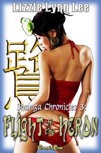 The Flight of the Heron (Shunga Chronicles, #3)