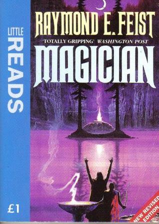 Magician: Big Read Little Reads Sampler