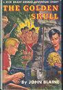 The Golden Skull by John Blaine