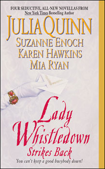 Lady Whistledown Strikes Back (Lady Whistledown, #2)