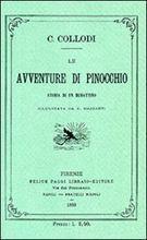 Le avventure di Pinocchio: Storia di un burattino