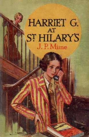 Harriet G at St. Hilary's