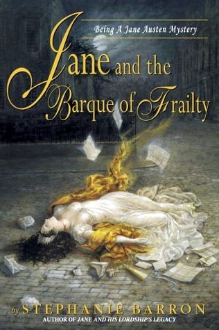 Jane and the Barque of Frailty (Jane Austen Mysteries, #9)