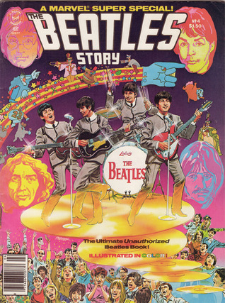 The Beatles Story (Marvel Comics 1978)