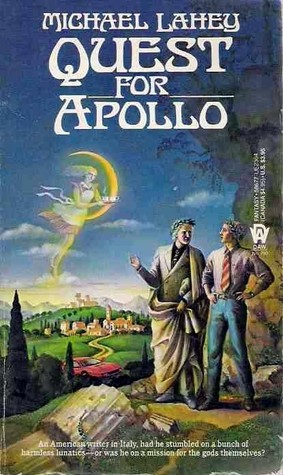 Quest for Apollo by Michael Lahey