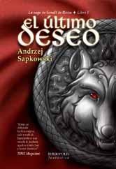 El último deseo by Andrzej Sapkowski
