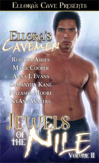 Ellora's Cavemen by Rebecca Airies